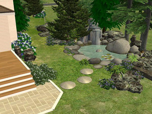 Stavba podle půdorysu Houseplan Forest_Retreat_37