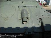 Советский средний огнеметный танк ОТ-34, Музей битвы за Ленинград, Ленинградская обл. 34_2_031