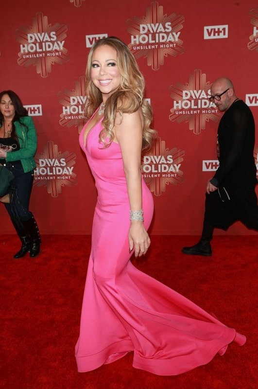 Mariah Carey aux Divas Holiday vh1  Divas_live_3