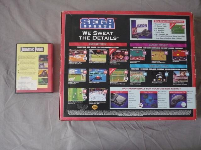 [VDS/TROC] Saturn et Dreamcast Jap jeux P1030987