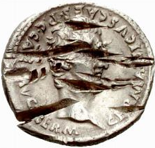 Glosario de monedas romanas. DAMNATIO MEMORIAE. Image