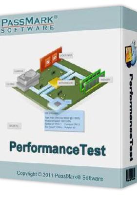 PassMark PerformanceTest 9.0 Build 1019 x64 Image