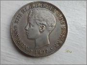 1  peso   1897   SG -v  Filipinas 57_2