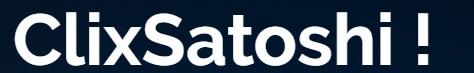 Clixsatoshi - 57 - 14 satoshi por clic - minimo BTC 0.00010000 - Pago por Bitcoin wallet, Faucethub Clixsat
