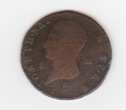 8 Maravedis José Napoleón, 1812 8_maravedis_jose_napole_n