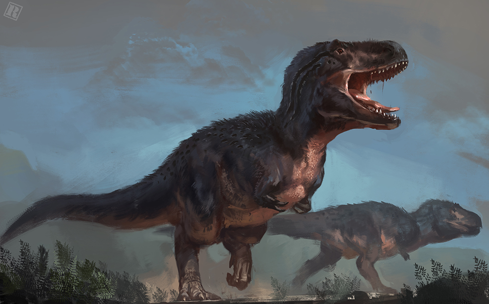 Awesome Paleoart  Trecwreck