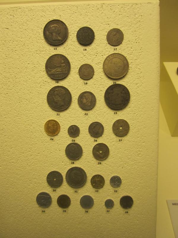 Sección numismática museo de Cádiz Cadiz1
