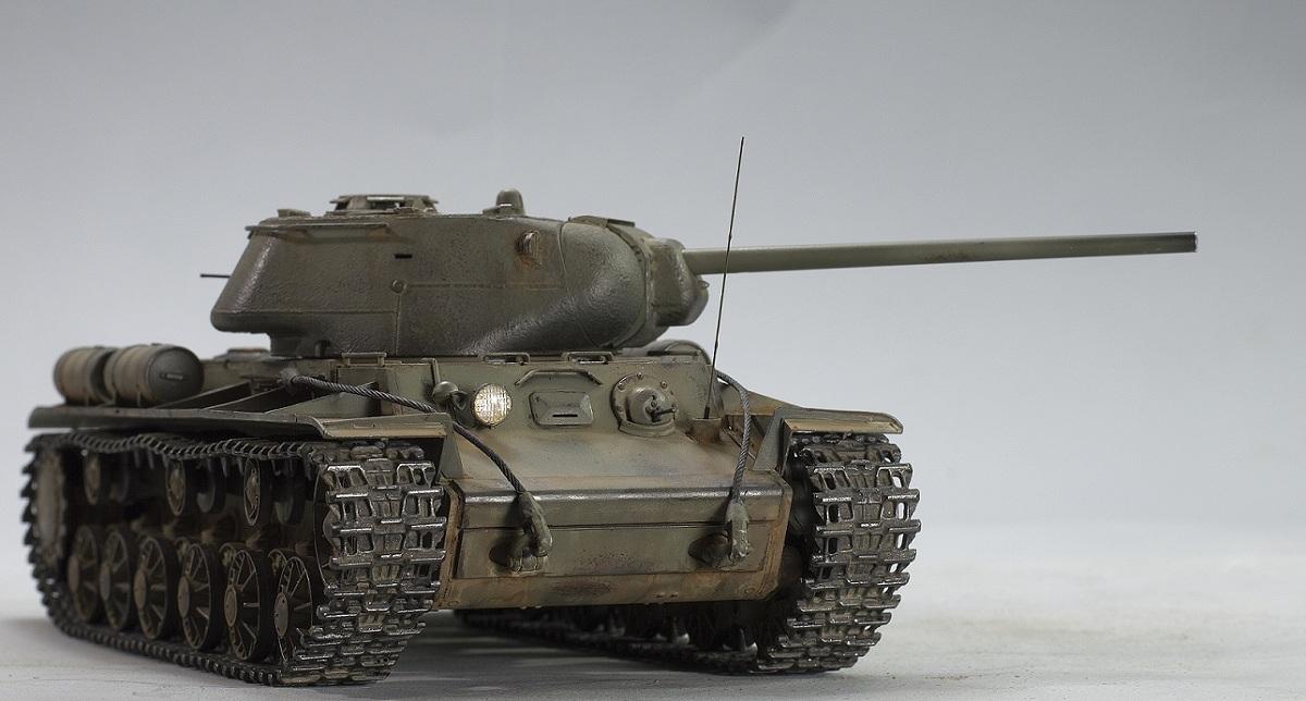 КВ-1С. Трумпетер 1/35. Image