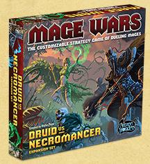 campagne pub Magewars sur Discord Druid_VSNecromancer