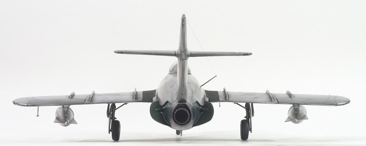 МИГ-17ПФ. Трумпетер 1/32 Image