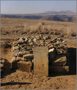 قبور رومانيه ونواويس وقبور ملكيه  Grave_of_King_Moshoeshoe_I