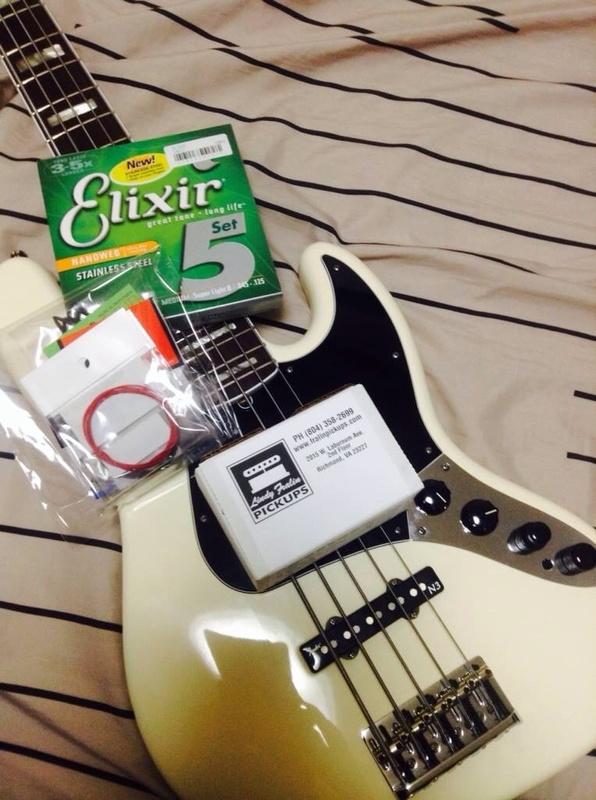 Fender N3 Noiseless Image