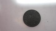 10 Céntimos Bélgica 1916 IMG_3932