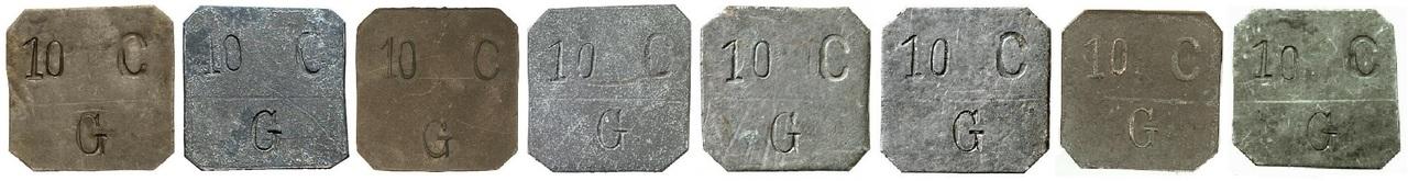 Moneda de 5 Cts. Gratallops rarísima 10_C_ntimos_b