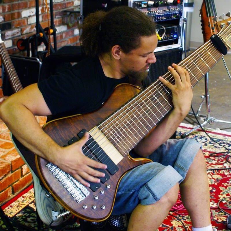 Scott Fernandez - 12 String Bass 1535744_10202945257529444_36247432_n