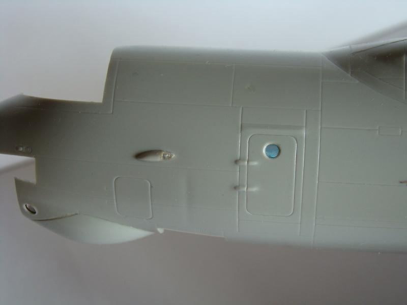 Ил-76 МД   TRUMPETER  М1:144 DSC07241