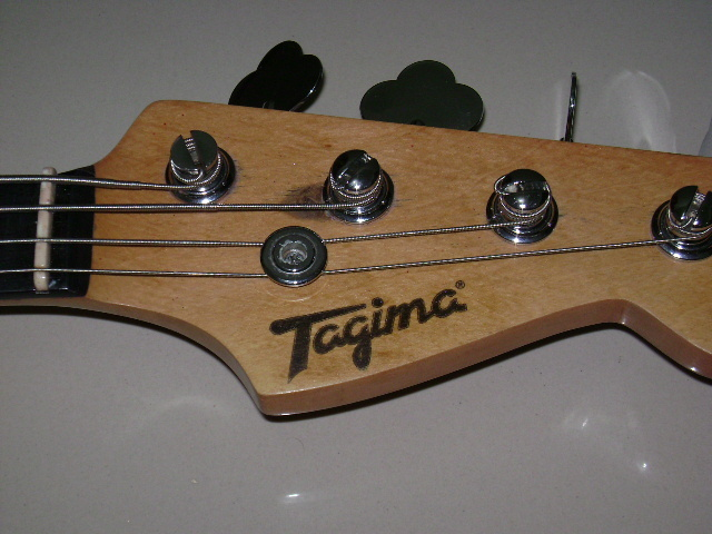 "Modificação Tagima Bass - ""Vintage Hot Rod style"" DSC07933"