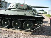 Советский средний огнеметный танк ОТ-34, Музей битвы за Ленинград, Ленинградская обл. 34_2_003