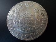 2 Reales 1.761/0. Carlos III. Méjico DSCN1307