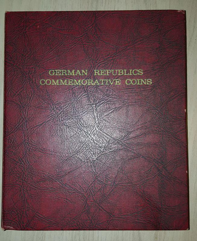 Monedas Conmemorativas de la Republica de Weimar y la Rep. Federal de Alemania 1919-1957 20170406_082131