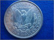 1 dolar Morgan 1885  1_dolar_morgan_1885_reverso