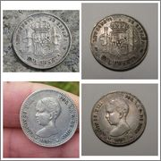 1 peseta 1891PG.M El pelon.  Photo_Grid_1429380527810