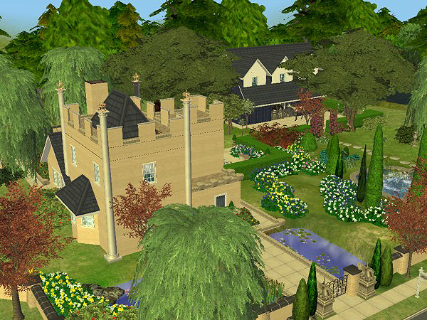 Kopie nejmenšího anglického hradu - Stránka 2 Molly_85