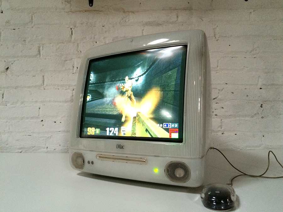 [Vendo] iMacs G3, G4's, Monitores era translúcida Apple IMG_2695