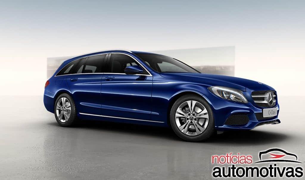 Mercedes-Benz C 300 Estate Avantgarde Mercedes-_Benz-_C-300-_Estate-_Avantgarde-2018-1