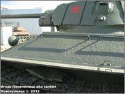 Советский средний огнеметный танк ОТ-34, Музей битвы за Ленинград, Ленинградская обл. 34_2_016