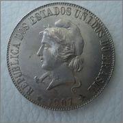 2000 Reis 1907 Brasil Image