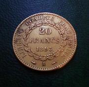 20 Francos 1893 IMG_20180415_204503_800