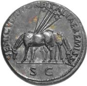 Glosario de monedas romanas. CORREOS IMPERIALES. Image