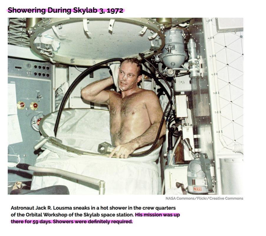 Die Erde, in der wir leben und der Raum, der die Welt ist - Seite 40 Skylab