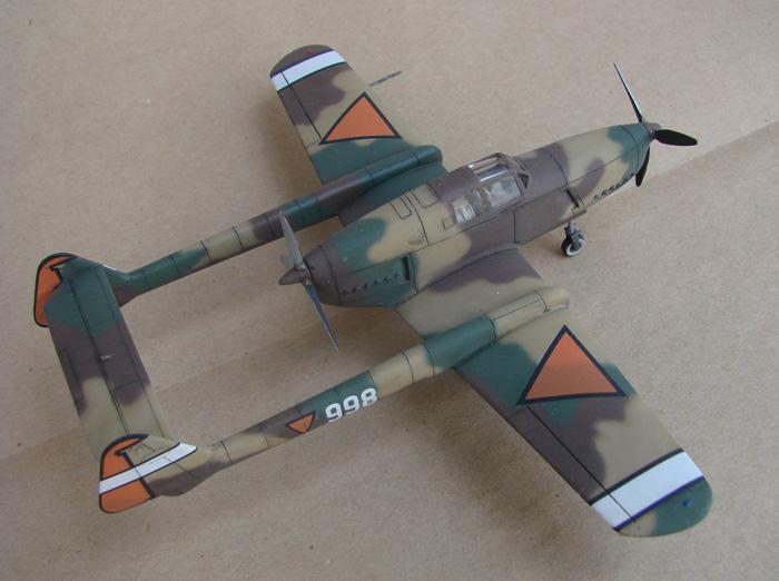 Fokker D-XXIII, RSmodels, 1/72 DSC02913