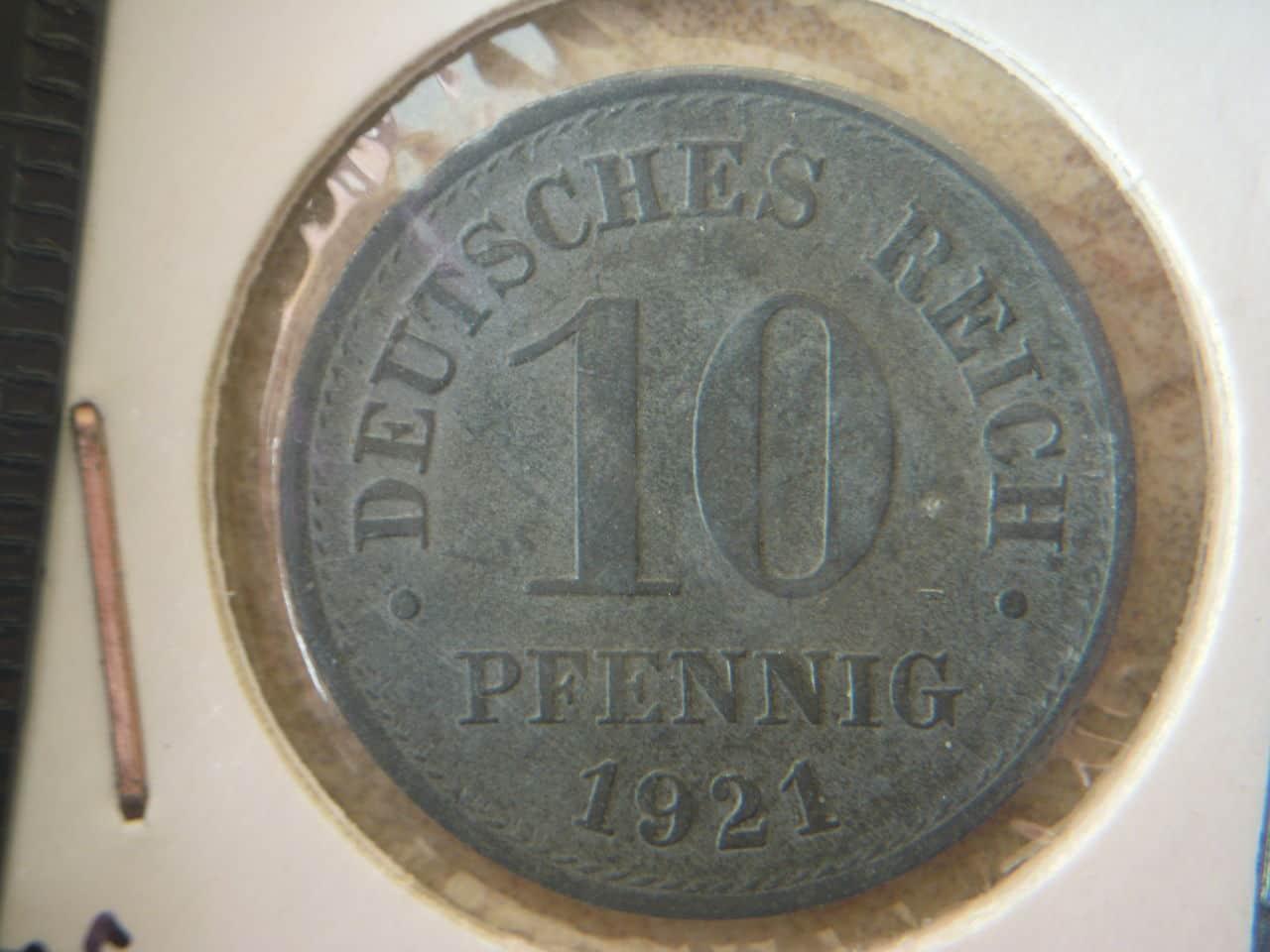 10 Pfennig 1921 Alemania Ceca? DSCN0889