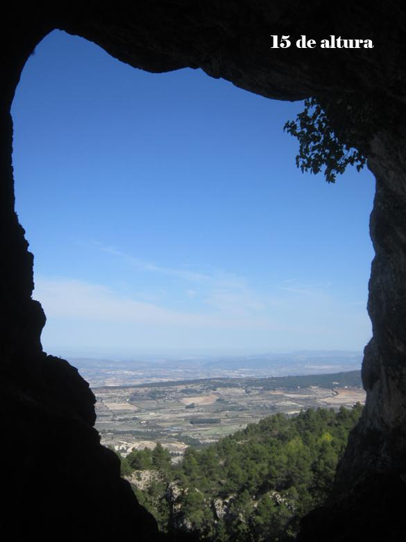 ALFAFARA-COVA DE BOLUMINI....ruta motosenderista Bolu21