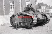 Камуфляж французских танков B1  и B1 bis Char_B_1_bis_35_Cher_I