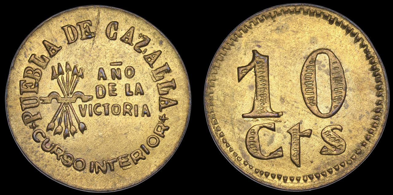 ECVLLR, rennegate, POSTER-VALENCIA  : Monedas G.C. Photo5_data