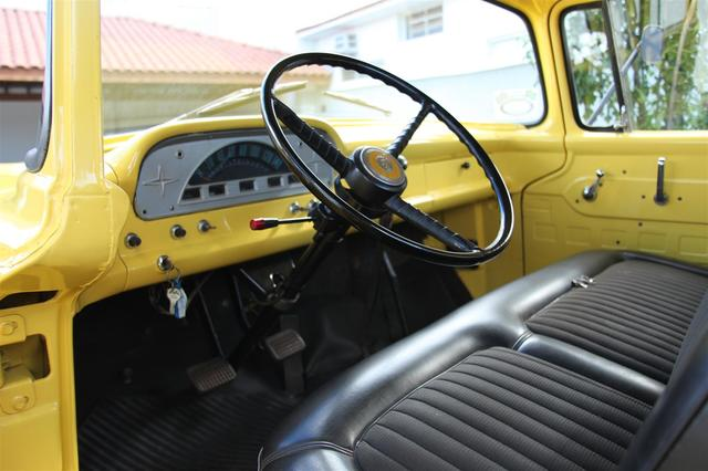 Vintage camion in vendita in Brasile F_600_1964_1