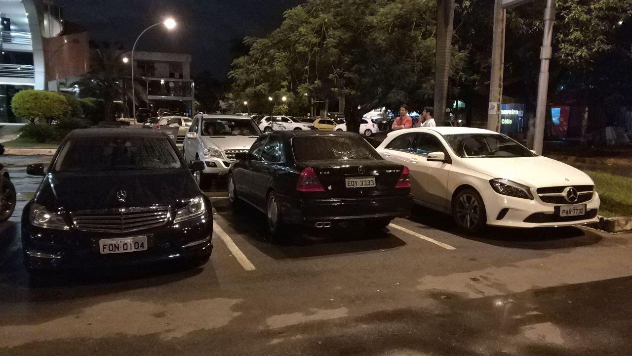Encontro Mensal de Mercedeiros em Brasília - dia 24 de FEVEREIRO  de 2018  IMG_7657