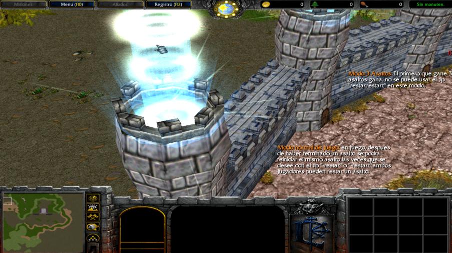 Knight Impact 1.0.0 Modos