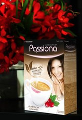 Кофе для похудения Passiona с коллагеном Passiona