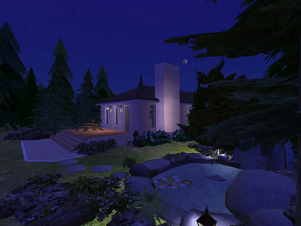 Stavba podle půdorysu Houseplan Forest_Retreat_49