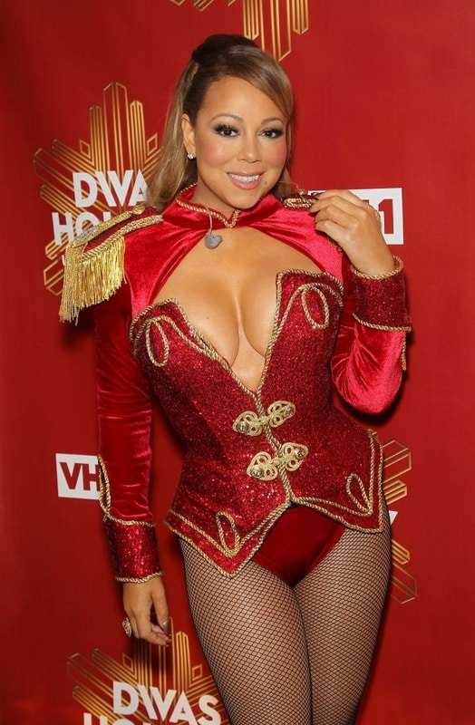Mariah Carey aux Divas Holiday vh1  Mariah_284229_52