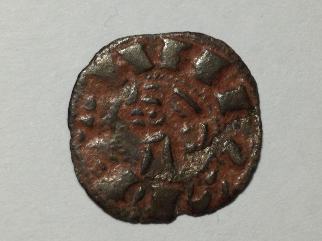 """Dinero pepión de Alfonso VIII tipo """"biempeinao"""" IMG_1734"""