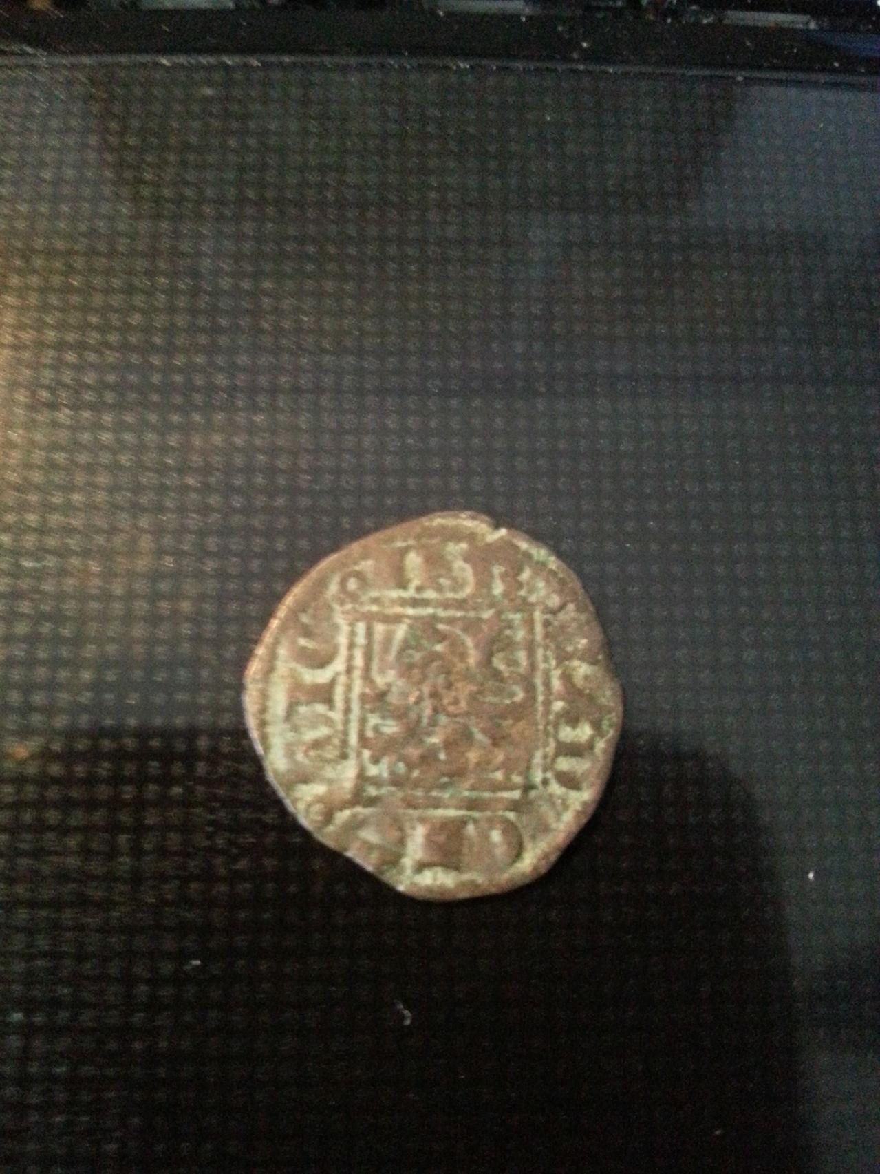 Dinero Noven de  Enrique II 20140613_154123