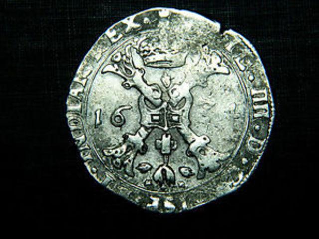 FELIPE IV 1 Patagon año 1632 Bruselas   35_16