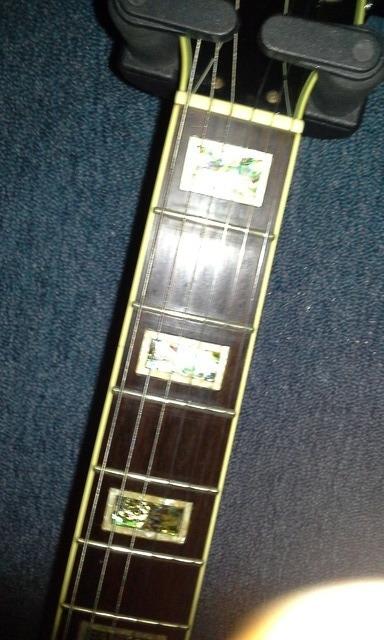 Instrumentos & Equipos bacanas, raros, pitorescos, vintage que nos visitam. 20150115_192240