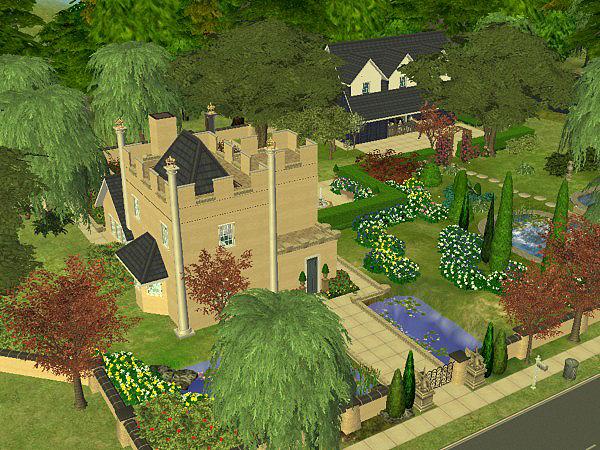 Kopie nejmenšího anglického hradu - Stránka 2 Molly_84